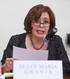 Dulce María Granja